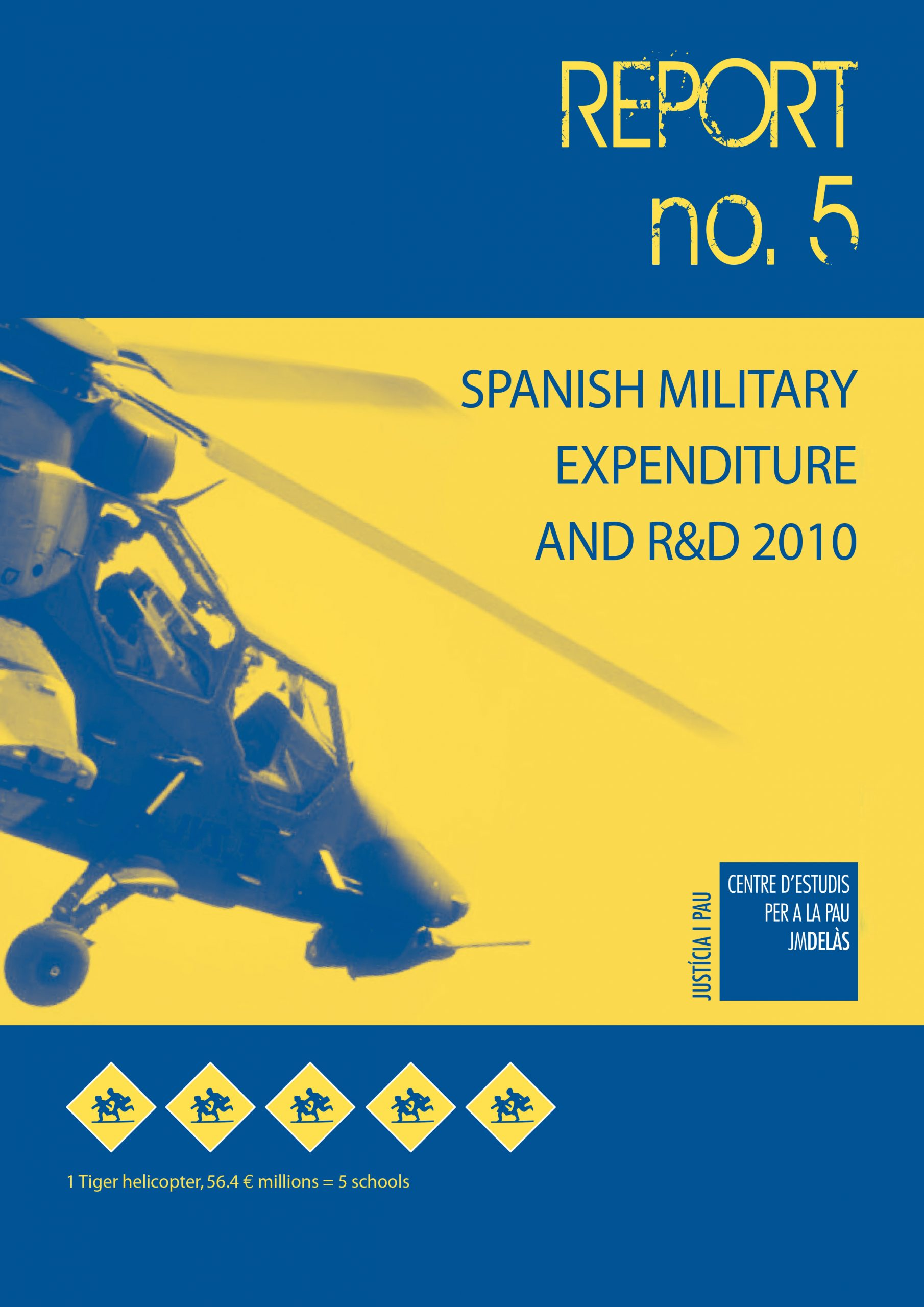 Report 5: Spanish military expenditure and R&D 2010