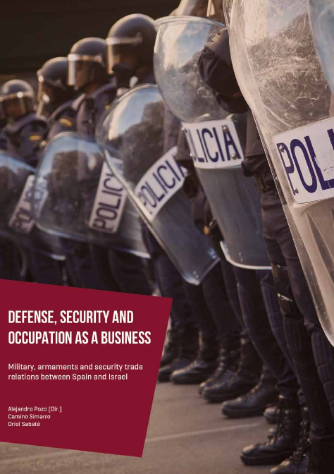 Defense, security, and occupation as a business