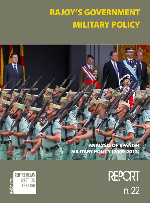 Report 22: Rajoy's Government Military Policy