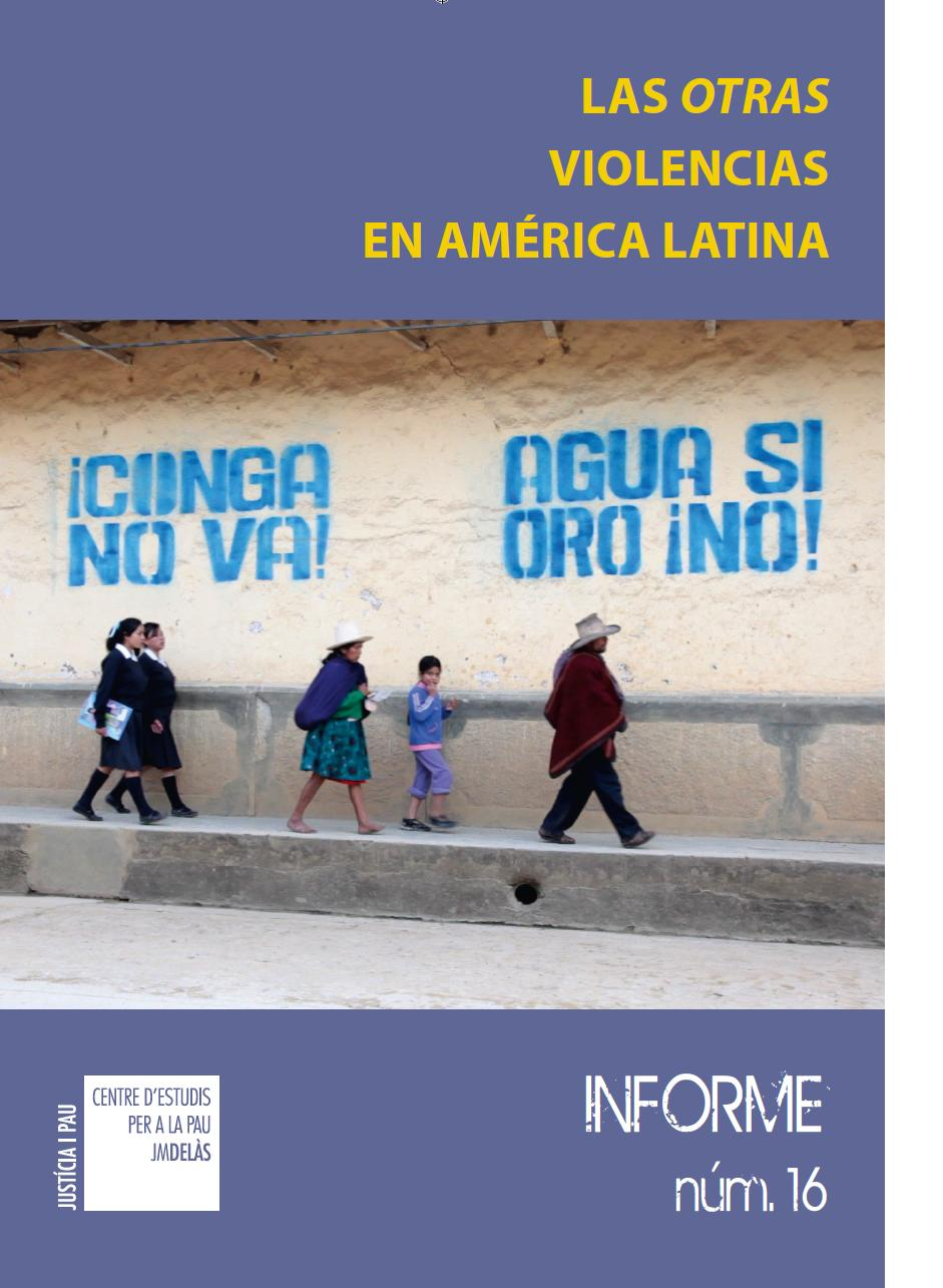 Report 16: Other violence in Latin America