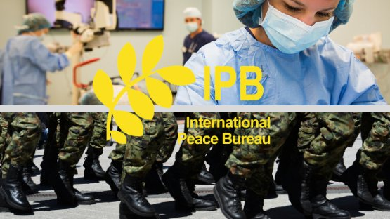Centre Delàs joins IPB's call on UN's General Assembly leaders to dramatically reduce military spending in favour of health care and social needs