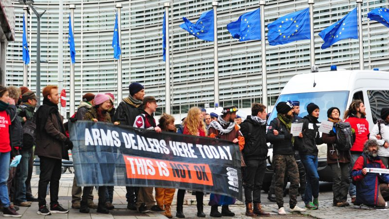 Will the EU fight for peace or prepare for war? It can't have it both ways